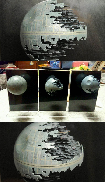 ping pong death star