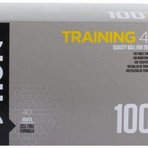 Bordtennisboll STIGA Training vit 100/F