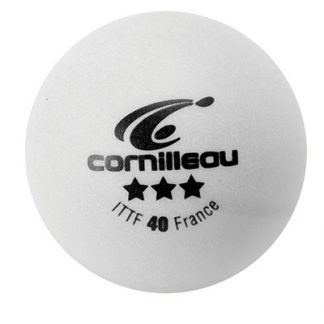 Bordtennisbollar Cornilleau Elite White