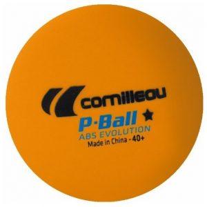 Bordtennisbollar Licensierad Produkt ABS EVOLUTION Orange 72-pack