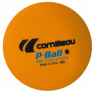 Bordtennisbollar Licensierad Produkt ABS EVOLUTION Orange 72-pack