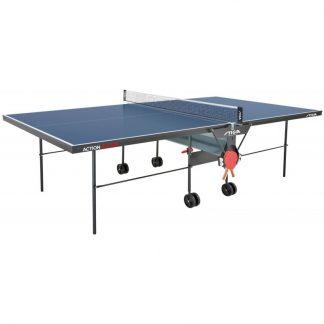 Bordtennisbord Stiga Action Roller, inklusive nät