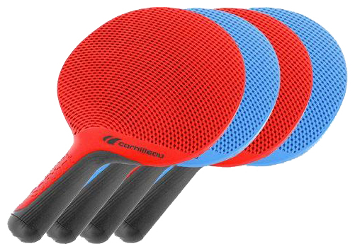 Bordtennisracket Cornilleau Softbat Eco Quattro