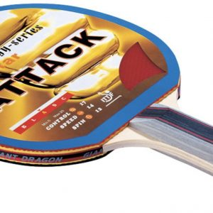 Bordtennisracket Licensierad Produkt Dragon Attack
