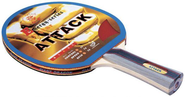 Bordtennisracket Licensierad Produkt Dragon Attack