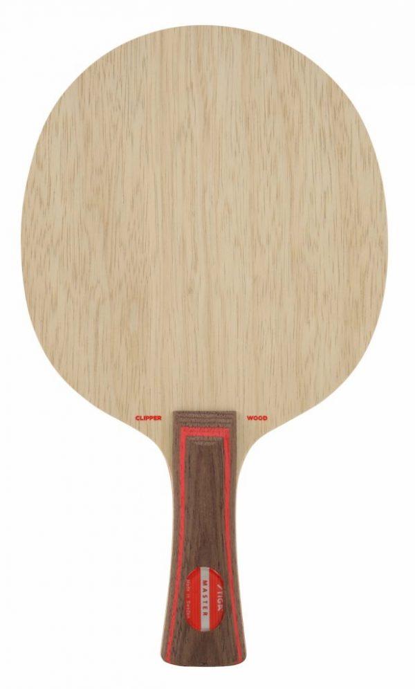 Bordtennisracket Stiga Sports Stomme Clipper Wood