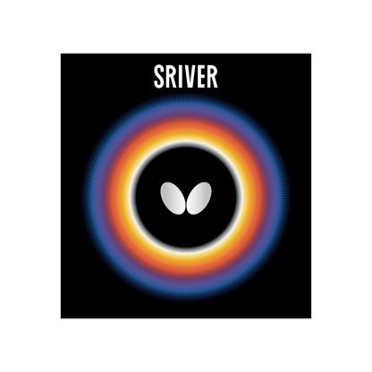 Butterfly gummi Sriver L
