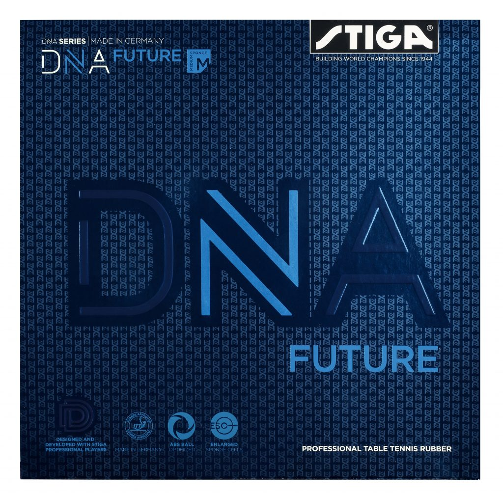 DNA Future M Bordtennisgummi 2,1 Röd