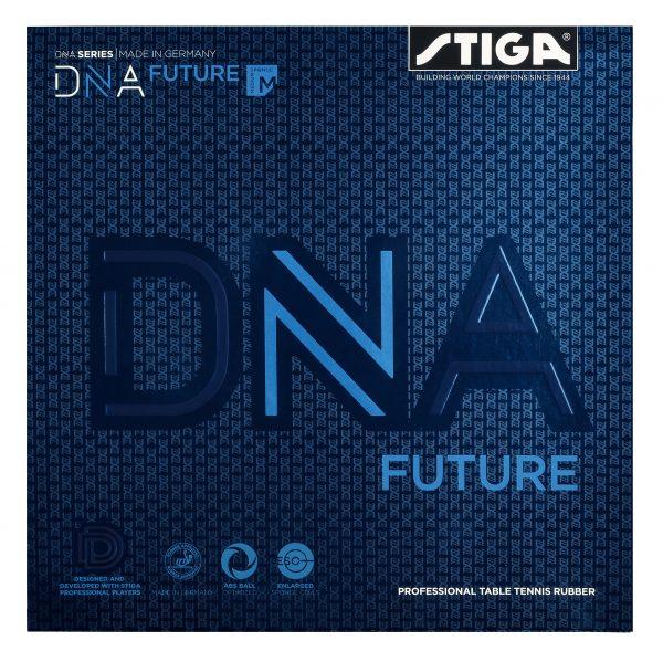 DNA Future M Bordtennisgummi 2,1 Svart