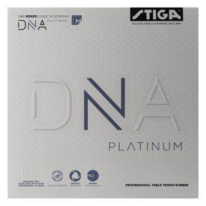 DNA Platinum M Bordtennisgummi 2,1 Röd