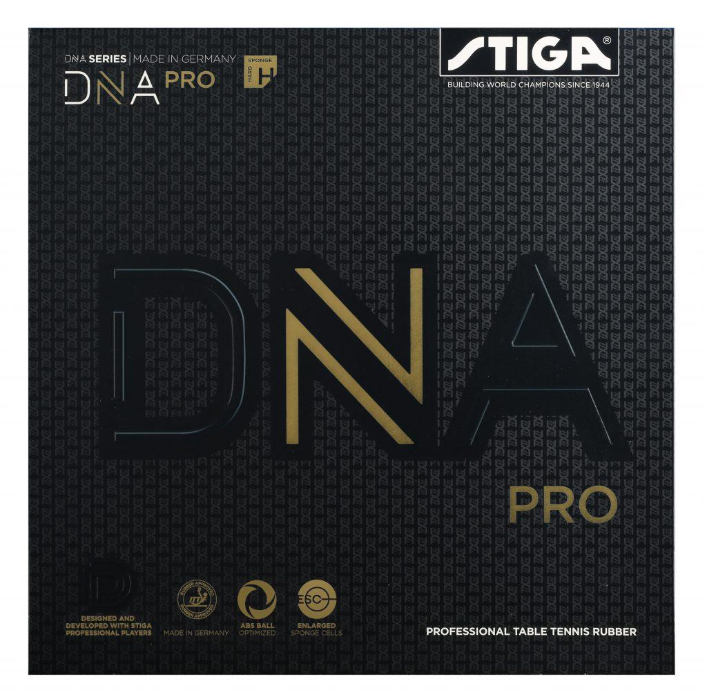 DNA Pro H Bordtennisgummi 1,9 Svart