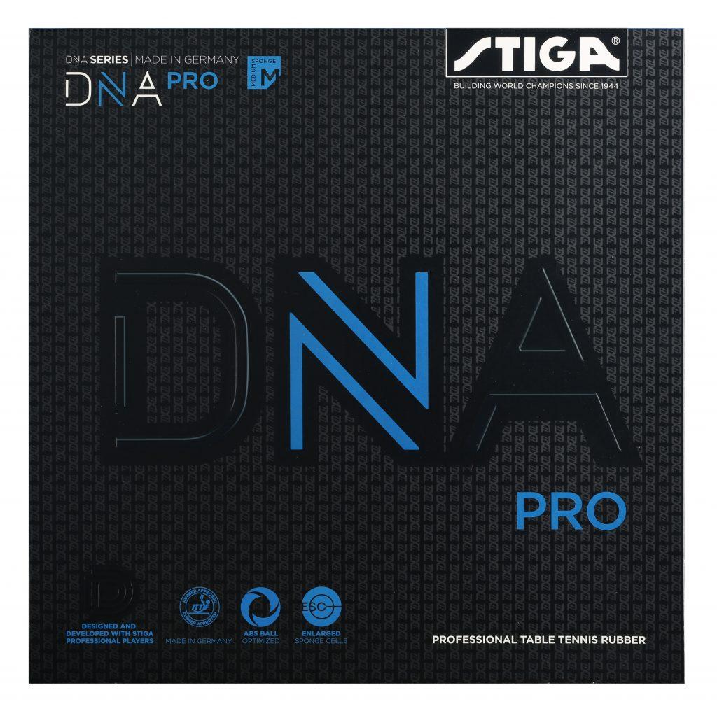 DNA Pro M Bordtennisgummi 1,9 Svart