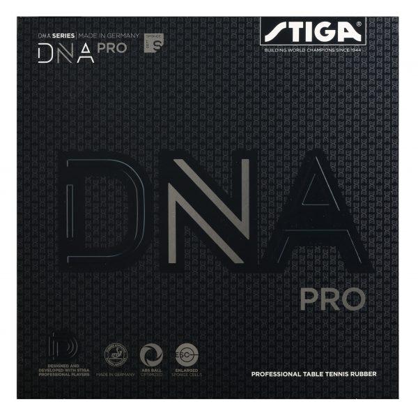 DNA Pro S Bordtennisgummi 1,9 Svart