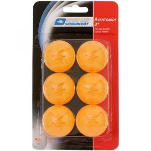 DONIC SHILDKROT uppsättning med 6 bordtennisbollar