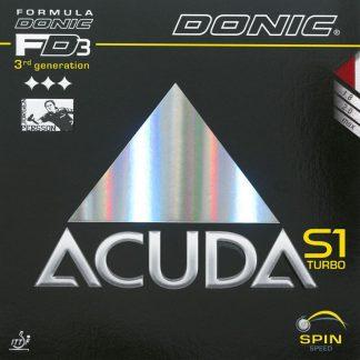Donic gummi Acuda S1 Turbo