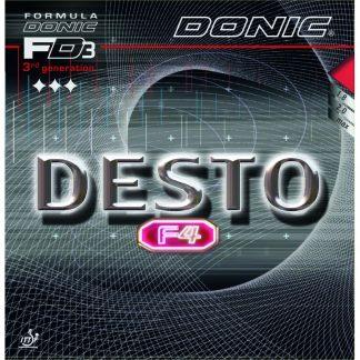 Donic gummi Desto F4