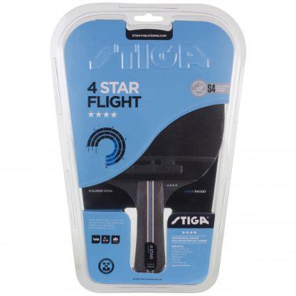 Flight 4-stjärnigt Bordtennisracket