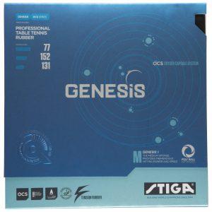 Genesis M Bordtennisgummi 2,2 Svart