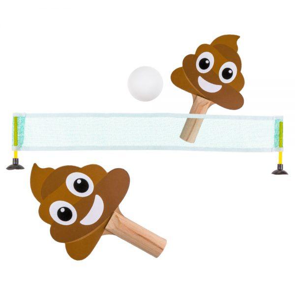 Ping Pong Poo Set