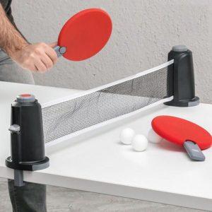 Portabelt Ping-Pong-set