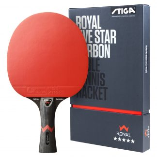 Royal Carbon 5-stjärnigt Bordtennisracket