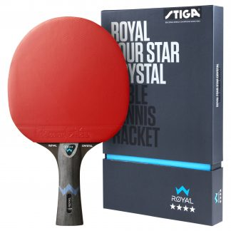 Royal Crystal 4-stjärnigt Bordtennisracket