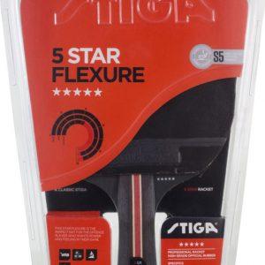 STIGA 5 Star Flexure Bordtennisracket