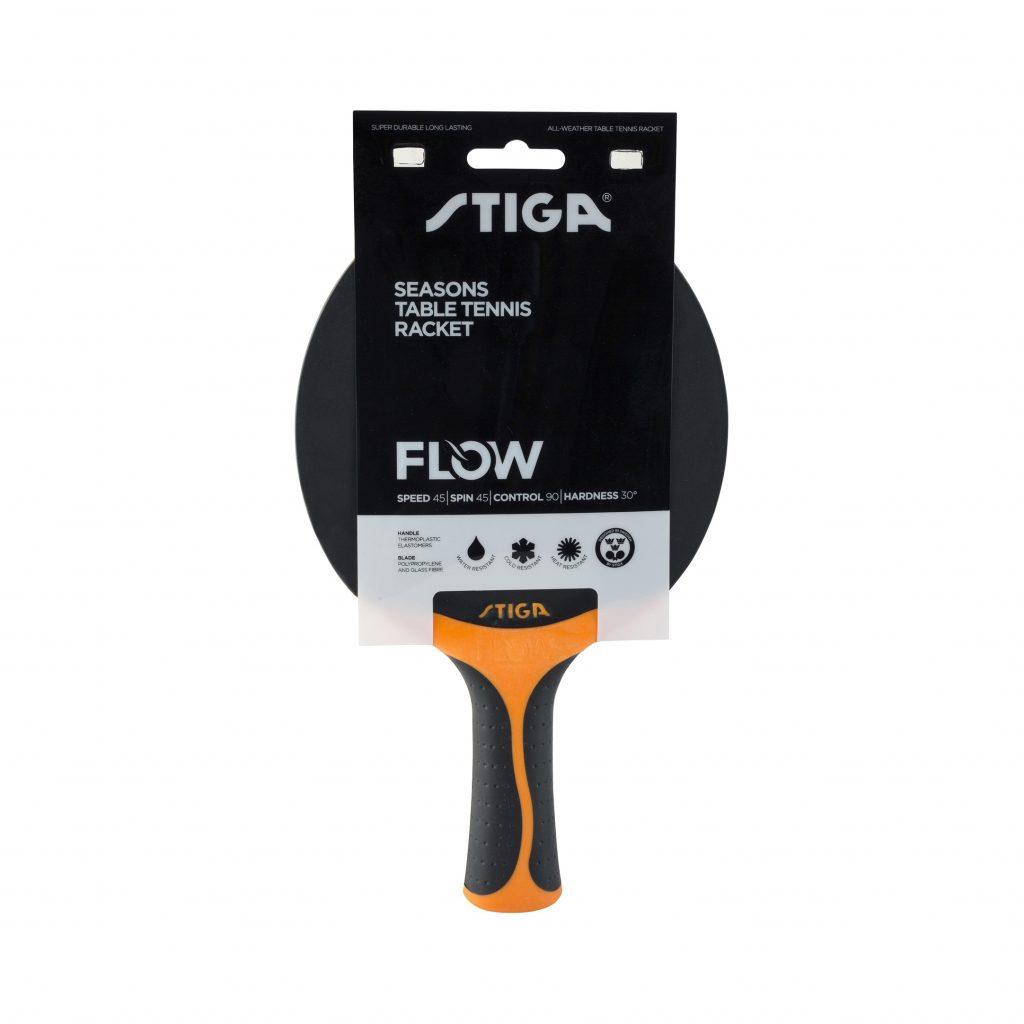 Stiga Flow Black/Orange