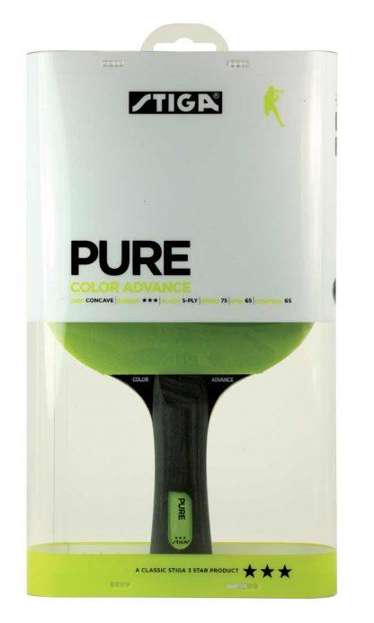 Stiga Pure Color Advance Green