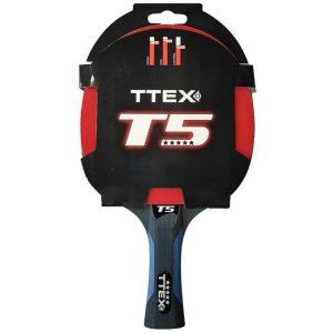 TTEX T5 5-star Bordtennisrack