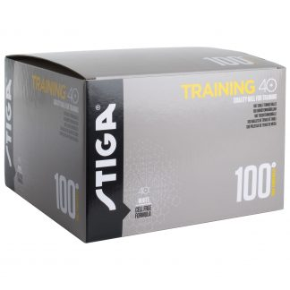 Training 40+ 100-pack Bordtennisbollar Vit