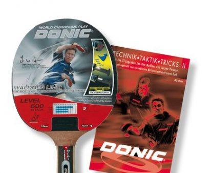 Waldner 600 + DVD