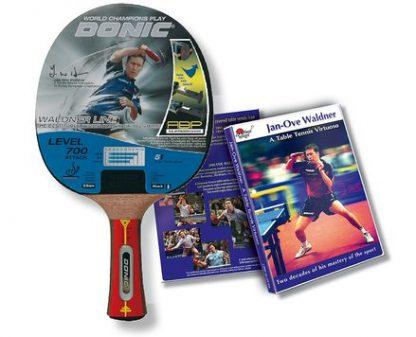 Waldner 700 inkl DVD