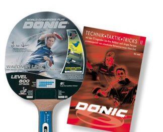 Waldner 800 + DVD (4*)