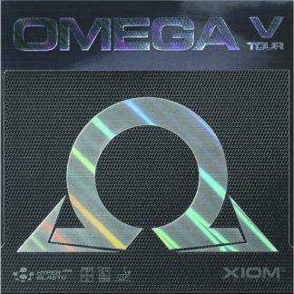 XIOM bordtennisgummi Omega V Tour