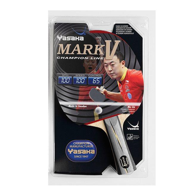 Yasaka Racket Mark V, Bordtennis